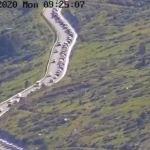 Los franceses colapsan la entrada al país por la frontera franco andorrana CRÉDITO: Meteo Pyrénées