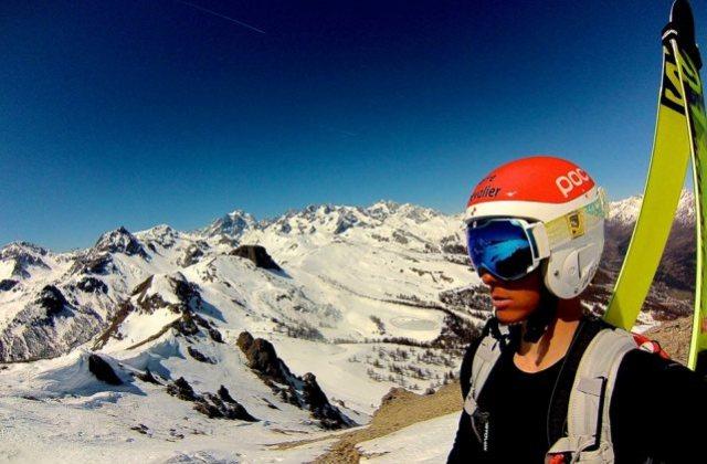 El joven esquiador había participado en el Freeride World Qualifier