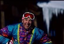 Eric Keck, velocista estadounidense de impresionante físico, ha fallecido a los 52 años. FOTO: usskiandsnowboard.org