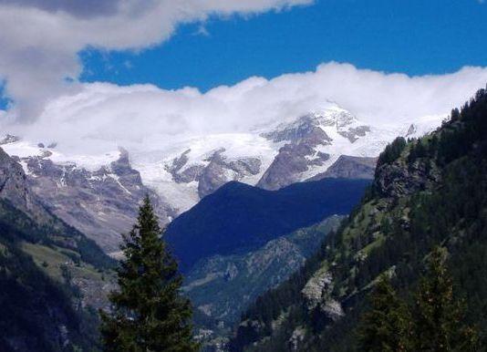 Una imagen de los Alpes italianos