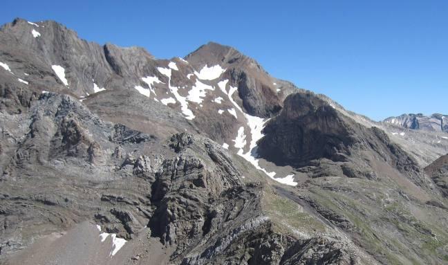 Una imagen del pico Posets
