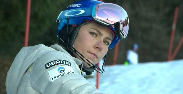 Mikaela Shiffrin quiere reaparecer en los slaloms de Levi.