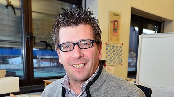 Andreas Vieider, responsable de deportes del diario 'Dolomiten'. FOTO: Andreas Vieider