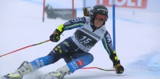 Sara Hector será la única sueca en el paralelo del jueves en Lech-Zürs.