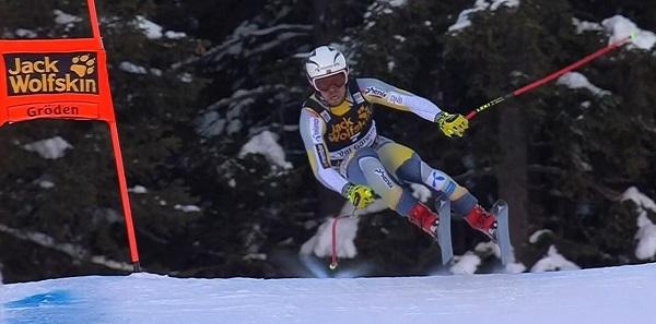 Segunda victoria en dos días consecutivos en Val Gardena para Kilde, que ya lidera la general de la Copa del Mundo.