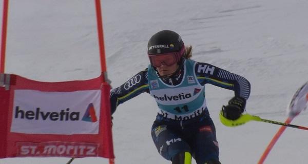 Anna Swenn Larsson ha dado positivo por coronavirus.