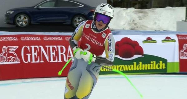 La noruega de 21 años ha subido por primera vez al podio y tiene un gran porvenir por delante.