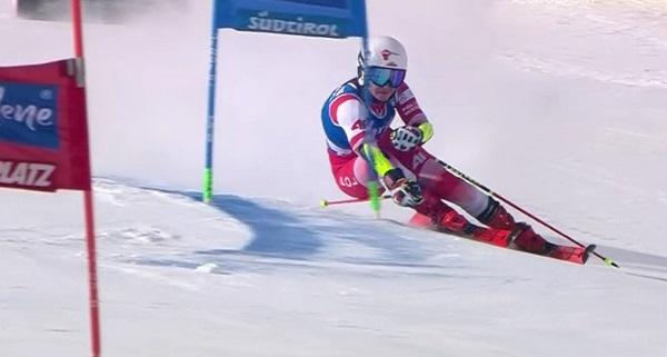 La polaca Maryna Gasienica-Daniel sigue consolidándose carrera a carrera.