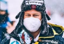 Adrian Smiseth Sejersted, la última baja de la larga lista de lesionados en el equipo noruego.