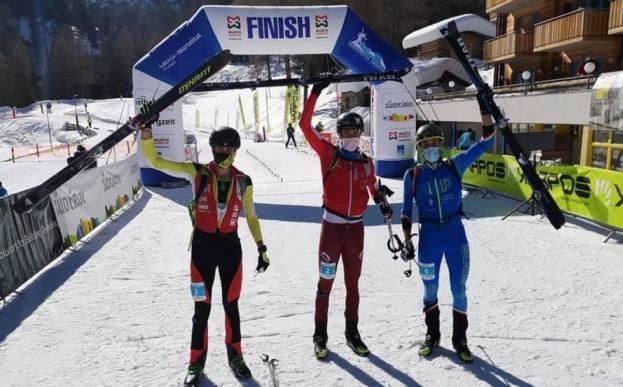 Cardona, tercero en el Südtirol Marmotta Trophy