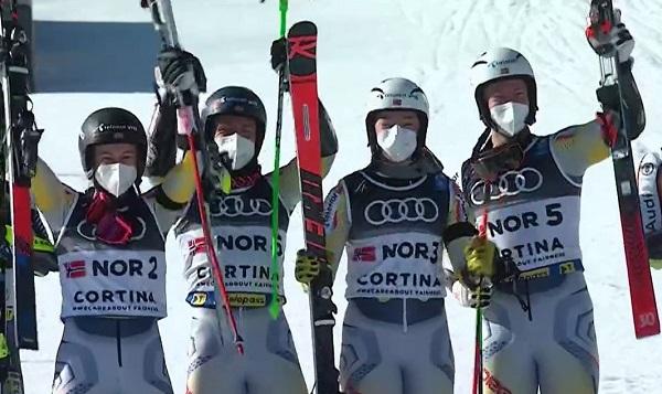 Noruega se ha llevado el oro tras derrotar en la final a Suecia.