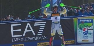 Sebastian Foss-Solevaag es el nuevo campeón del mundo de slalom.