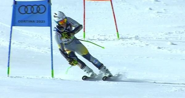 El paralelo de Cortina d'Ampezzo le saldrá caro a Timo Haugan.