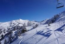 Las nevadas de las últimas jornadas han dejado un paisaje inigualable