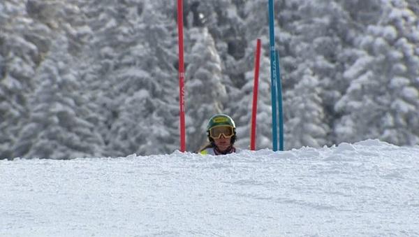 Liensberger ha emergido para plantear una tercera vía en el slalom femenino.