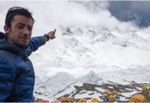 Kilian Jornet se plantea un doble reto en el Everest.