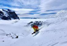 Pepín Román en el Macizo Central de los Picos de Europa