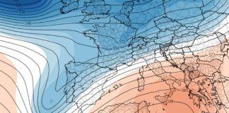 El tercio norte peninsular será ya inestable desde el sábado