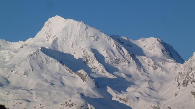 Avalancha du Galibier