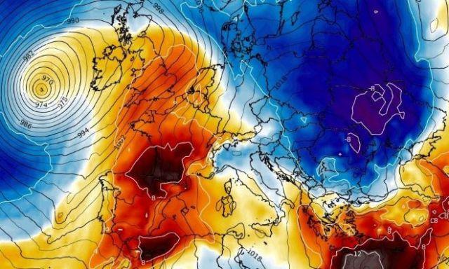 Las altas temperaturas de este viernes y sábado tienen las horas contadas