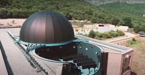 El Parque Astronómico de Montsec, la incorporación estrella.