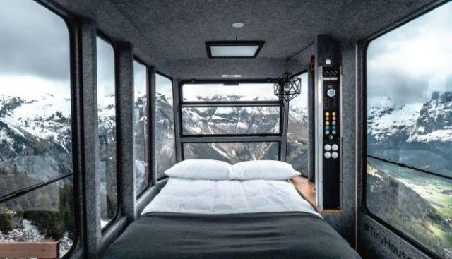 La habitación descubre las mejores vistas