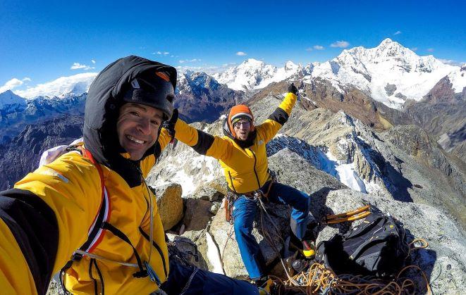 Ponen este nombre a la ruta en honor a los buenos momentos vividos en el país andino