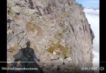"""El corredor asegura que """"si no se está muy seguro de las capacidades técnicas mejor no salir a la montaña"""""""