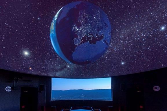 El Parque Astronómico del Montsec , ha recibido la visita de casi doce mil personas. FOTO: FGC