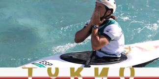 Maialen Chourraut, plata en categoría K-1 en los JJOO de Tokio