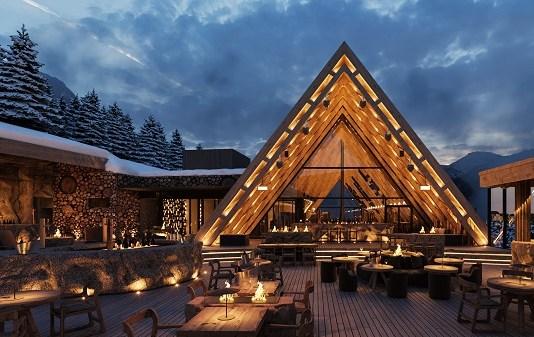 L'Abarset con el objetivo de convertirse en el mejor après-ski de Europa. FOTO: Grandvalira