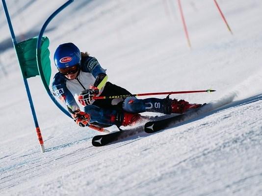 Mikaela Shiffrin, que ya ha ganado en todas las disciplinas, volverá a correr carreras de velocidad en la próxima Copa del Mundo. FOTO: Twitter MS