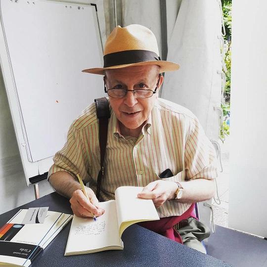 J. LOSTALÉ en la FERIA DEL LIBRO DE GIJÓN 2018