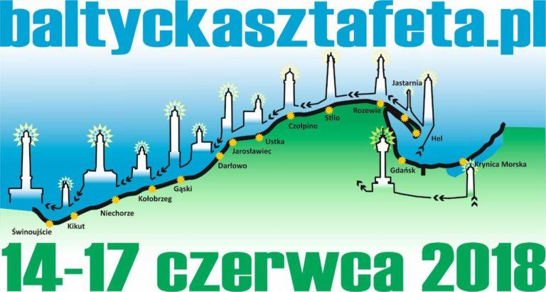 Bałtycka Sztafeta 2018 szlakiem latarni morskich. Zapisz się już dziś!