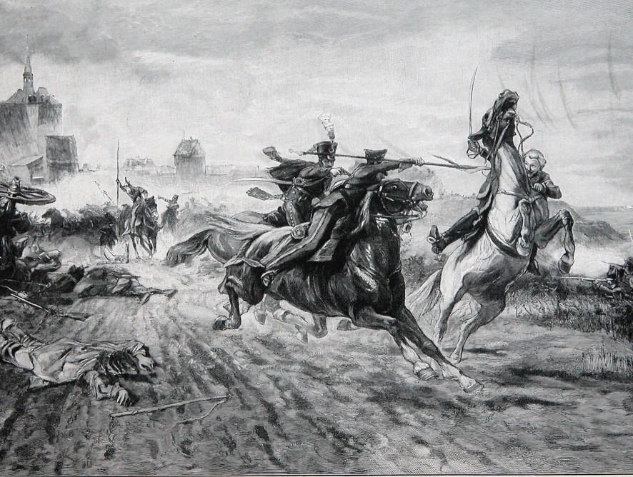 """""""Mit Gott für König und Vaterland"""". Pruscy obrońcy Kołobrzegu w 1807 roku."""