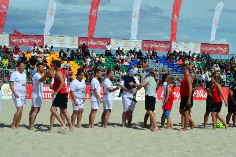 Finał Mistrzostw piłki plażowej - wygrana Antosia!