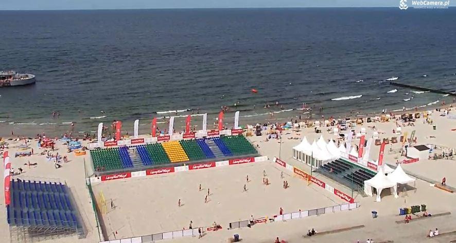 Mecz Polska - Anglia i Mistrzostwa Polski w beach soccera