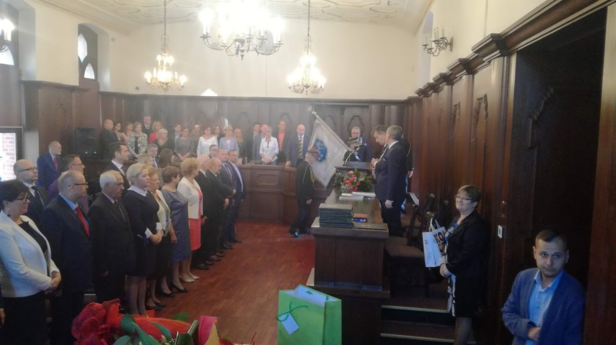 Uroczyste zakończenie 7 kadencji Rady Miasta