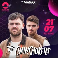 Sunrise Festival 2019: The Chainsmokers