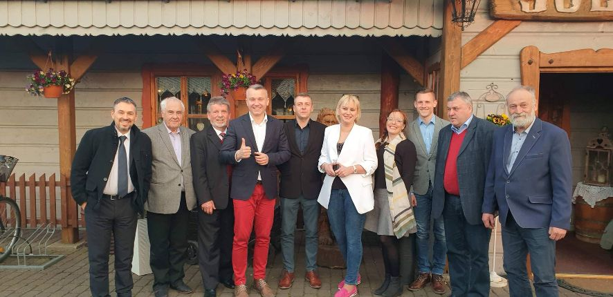 SLD Kołobrzeg i SPD Berlin - Pankow rozmawiali o Europie