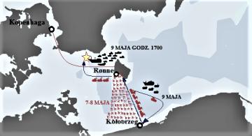 Ostatni desant morski armii sowieckiej, podczas II wojny światowej, wyruszył z Kołobrzegu.