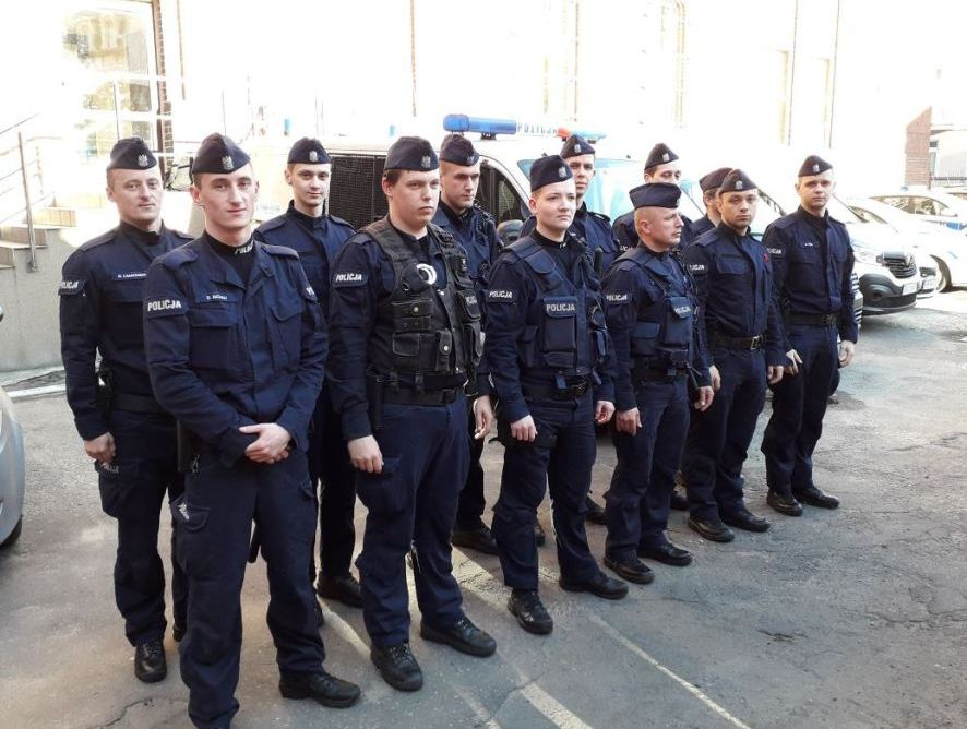 Dodatkowe patrole piesze od dziś patrolują Kołobrzeg