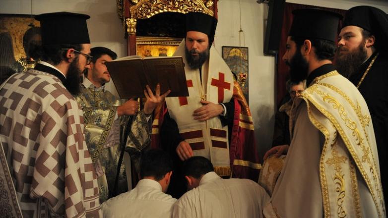 Αρχιερατικός Εσπερινός εορτής Αγίας Βαρβάρας στην Ι.Μ. Νέας Ιωνίας και Φιλαδελφείας