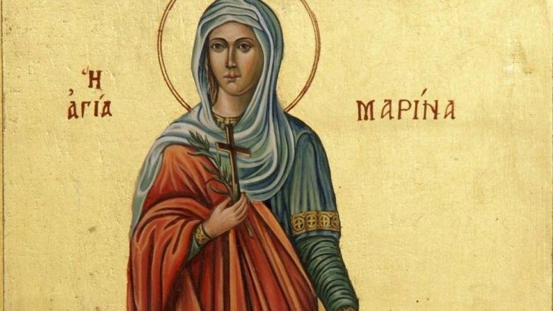 Ιερά Πανήγυρις Αγίας Μαρίνης στη Νέα Φιλαδέλφεια