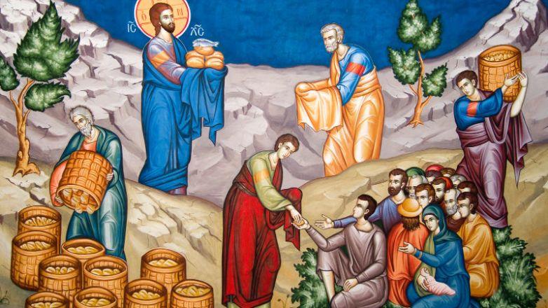 …Πλούσιοι πτώχευσαν και πείνασαν, όποιοι όμως τον Κύριο αναζητούν αγαθό κανένα δε στερούνται!