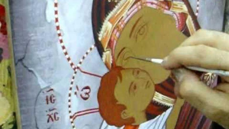 Μαθήματα Αγιογραφίας στον Ι.Ν. Μεταμορφώσεως του Σωτήρος Ν. Ιωνίας