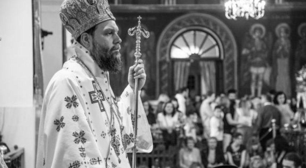 Αρχιερατική Θεία Λειτουργία Αγ. Ιακώβου του Αδελφοθέου στον Ι.Ν. Ζωοδόχου Πηγής Καλογραίζης