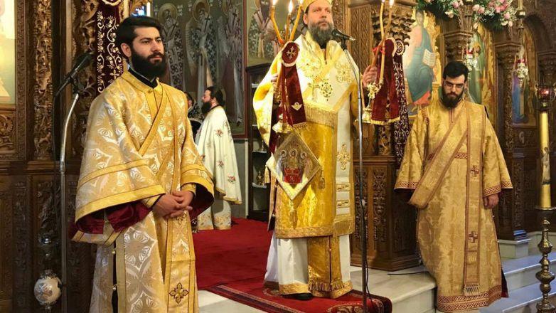 Η Εορτή του Αγίου Σπυρίδωνος στη Νέα Ιωνία