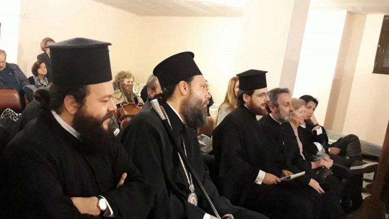 Χριστουγεννιάτικη Εορτή Ι.Ν. Ευαγγελισμού της Θεοτόκου Ν. Χαλκηδόνας