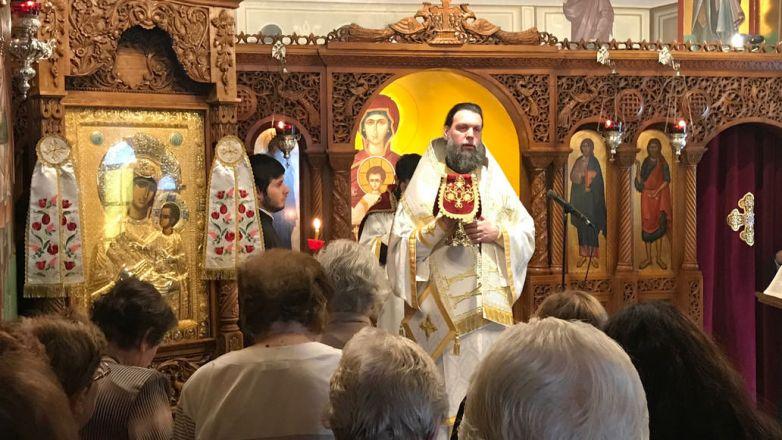 Η Εορτή της Αναλήψεως του Κυρίου στη Νέα Ιωνία